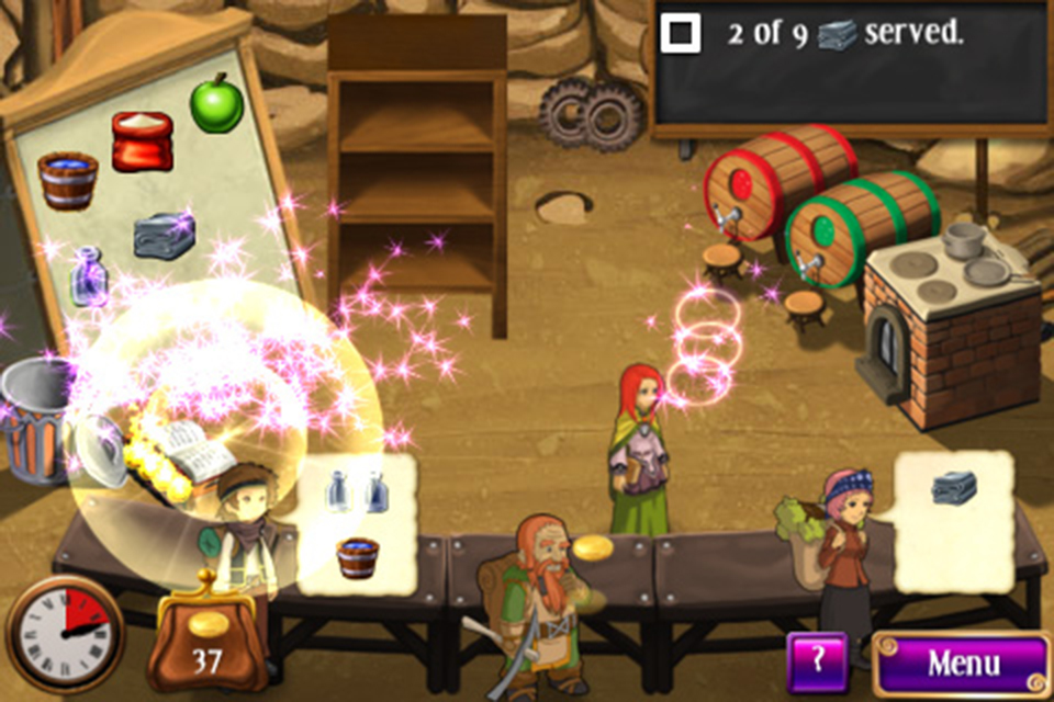 Screenshot Miriel's Enchanted Mystery Lite