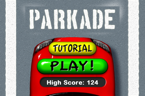 Screenshot Parkade