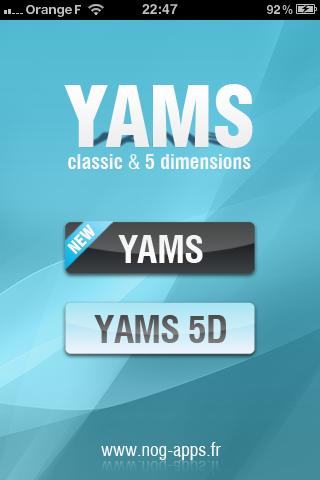Screenshot Yams 5D