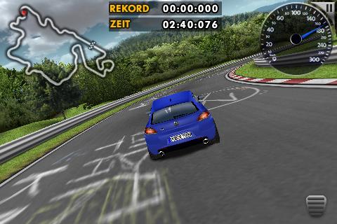 Screenshot Volkswagen Scirocco. R 24H Challenge