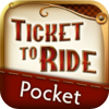Days Of Wonder, Inc. - Ticket to Ride Pocket artwork