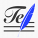 Textilus - Microsoft Word , Open Office and Scrivener Edition for iPad logo